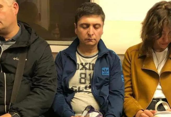 В Москве найден двойник Зеленского