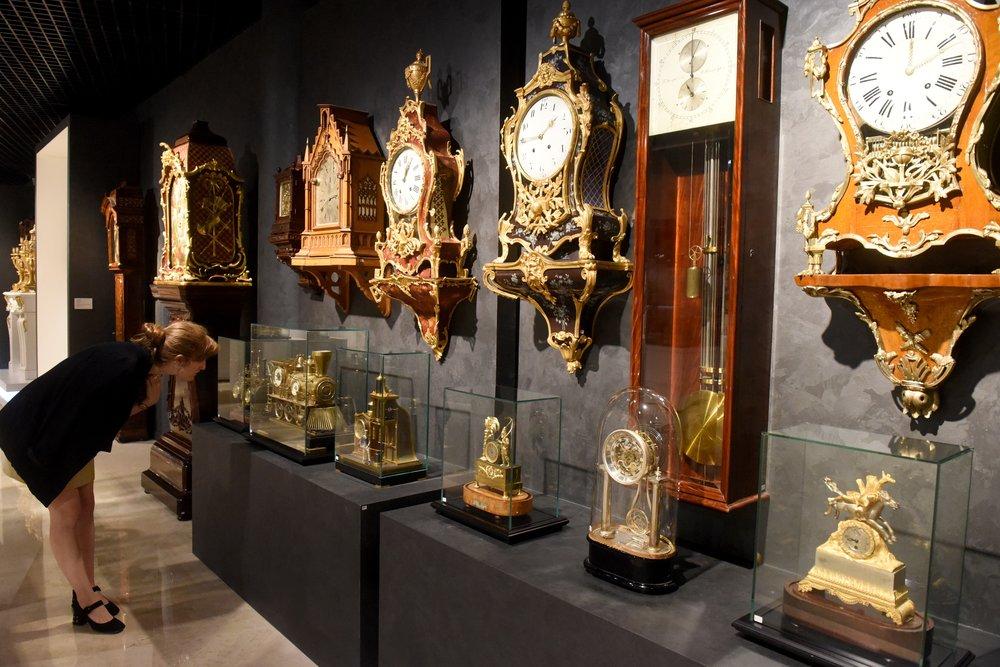 Экспозиция частного музея
