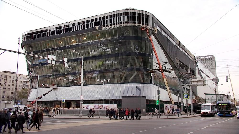 Новый Щелковский автовокзал