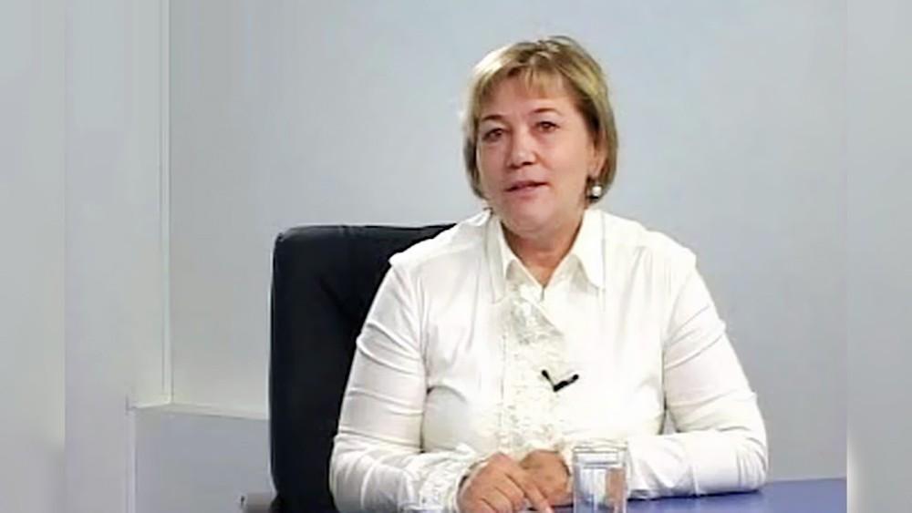 Депутат местного муниципального совета Татьяна Сидорова