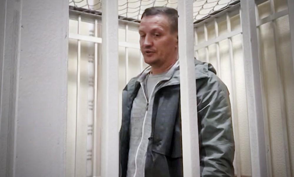 """Гендиректор компании """"Сисим"""" Максим Ковальков, на предприятии которой произошёл прорыв дамб"""