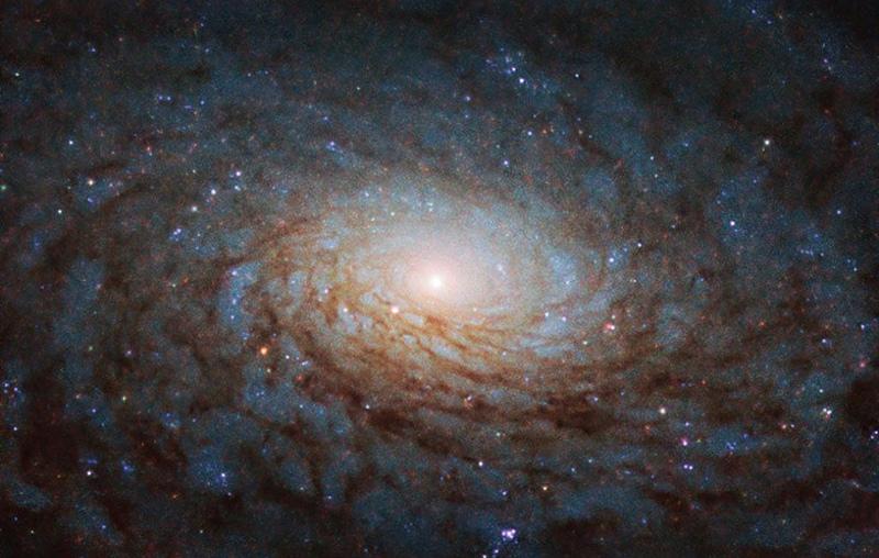 Галактика NGC 4380