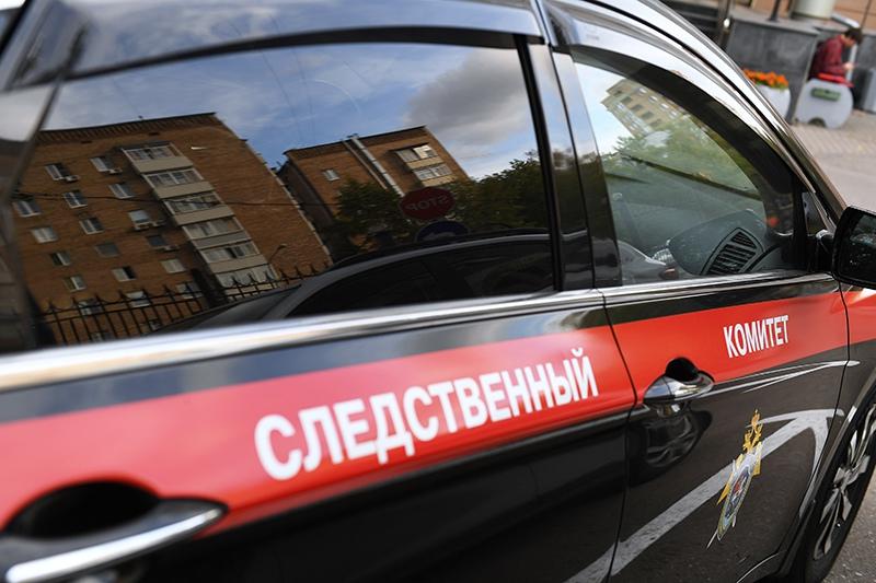 Автомобиль СК России