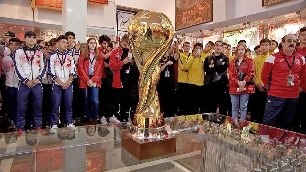 Кубок Евразийского клубного турнира по футболу