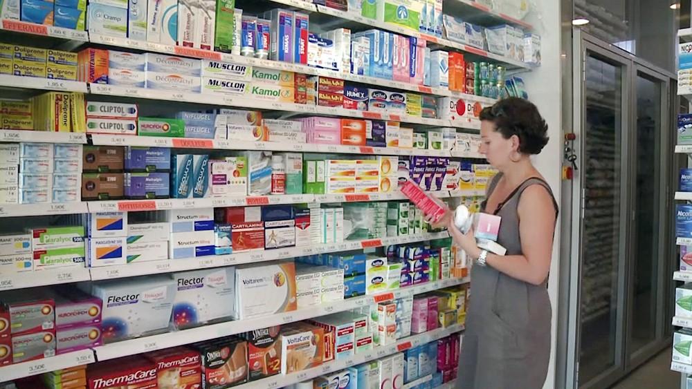 Аптека в США