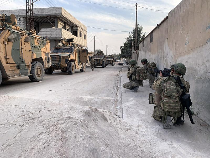 Операция Турции в Сирии