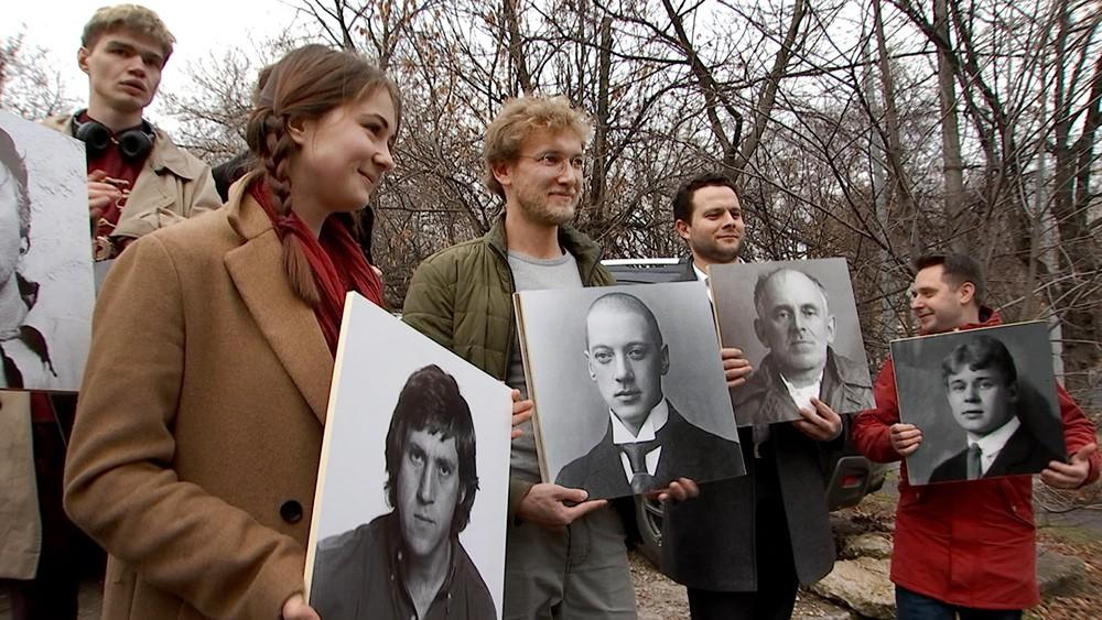 Активисты предложили создать Сквер поэтов в Москве