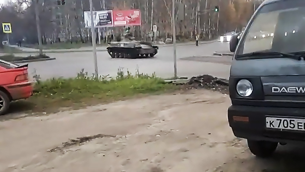 БМД (боевая машина десантная)