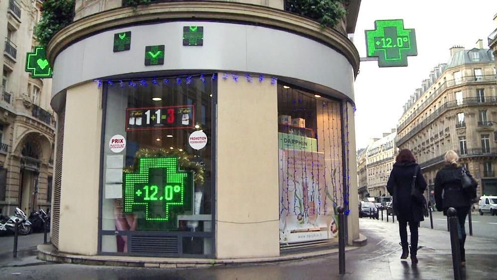Аптека в Европе