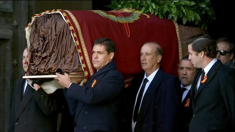 Эксгумация Франсиско Франко