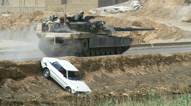 Танк вооруженных сил США
