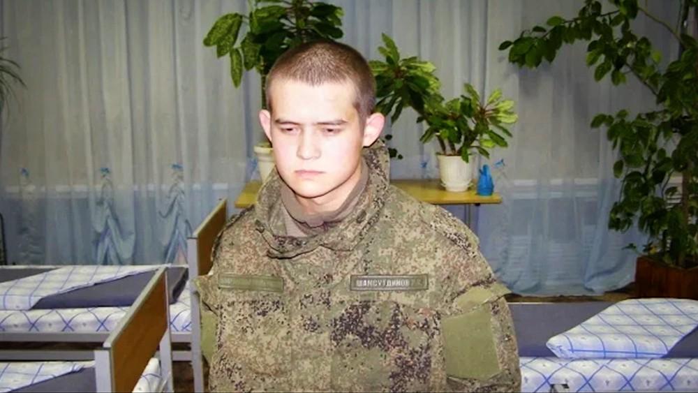Устроивший стрельбу на военной базе Рамиль Шамсутдинов