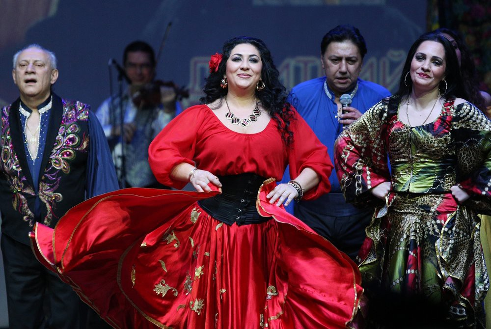 Всероссийский цыганский фестиваль
