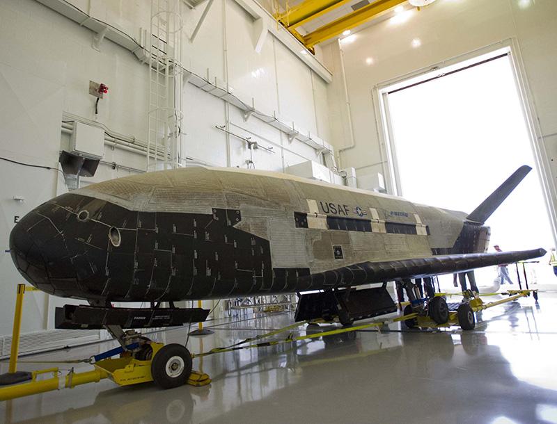 Челнок X-37B