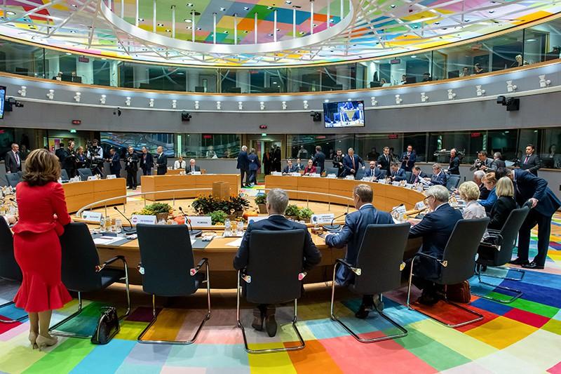 Европейский саммит