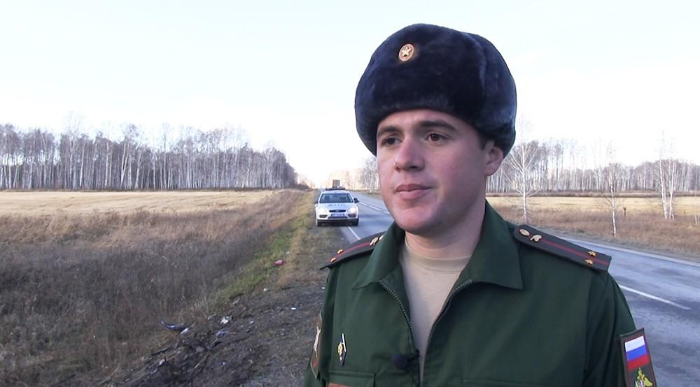 Лейтенант Осман Мамутов