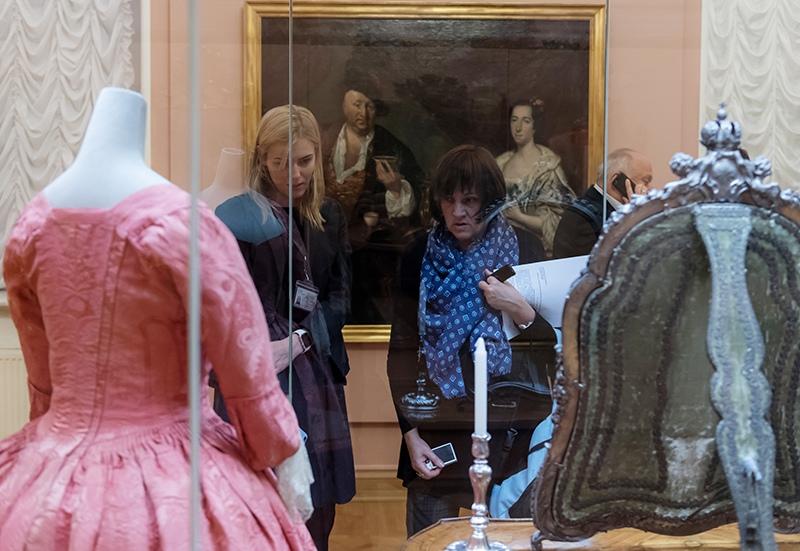 В Москве рассказали о традициях воспитания и образования в Доме Романовых