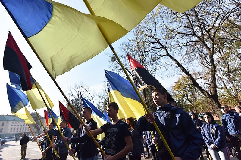 Протесты в Донбассе