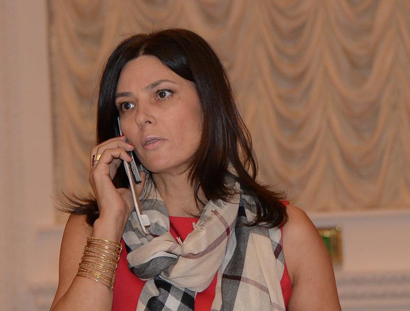 Актриса Лидия Вележева