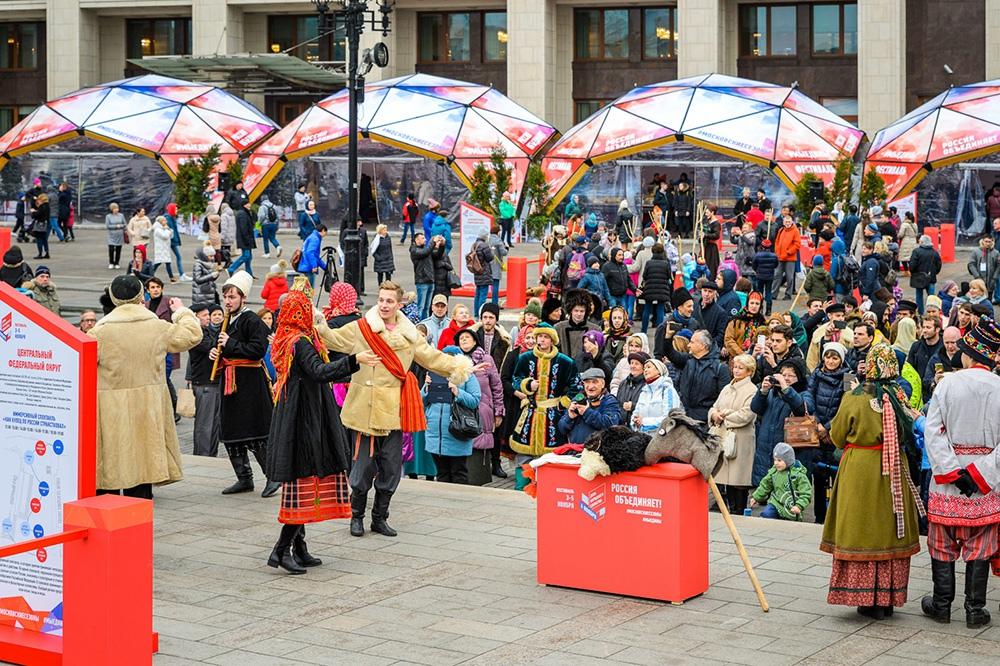 Где можно интересно провести выходные в Москве