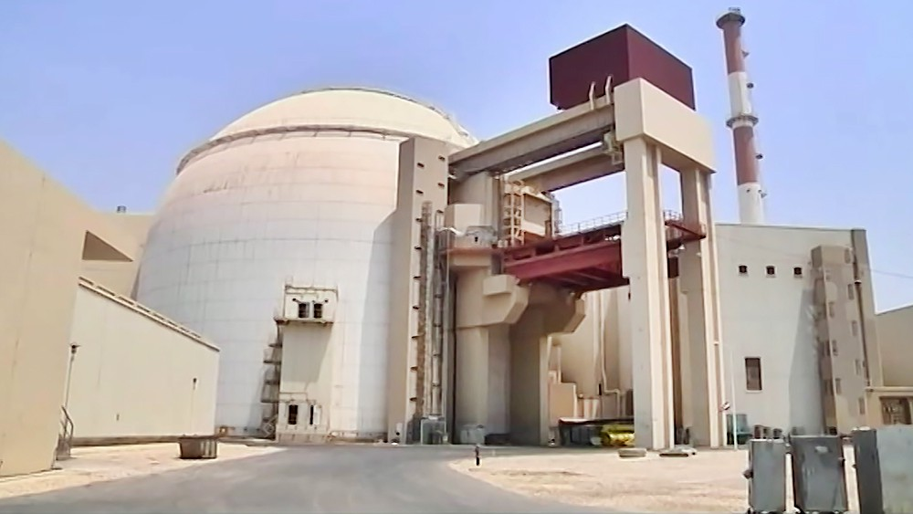 АЭС в Иране