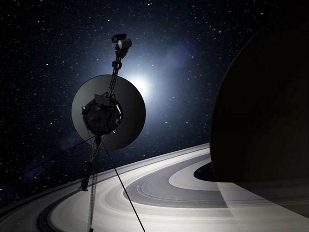 Зонд Voyager-2