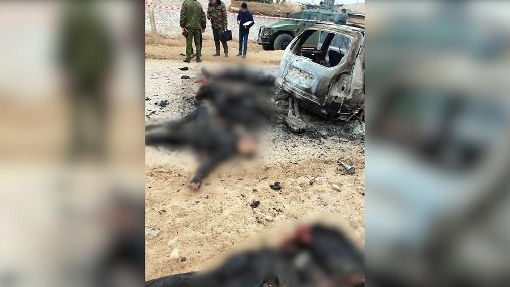 Ликвидированные во время спеоперации в Таджикистане боевики