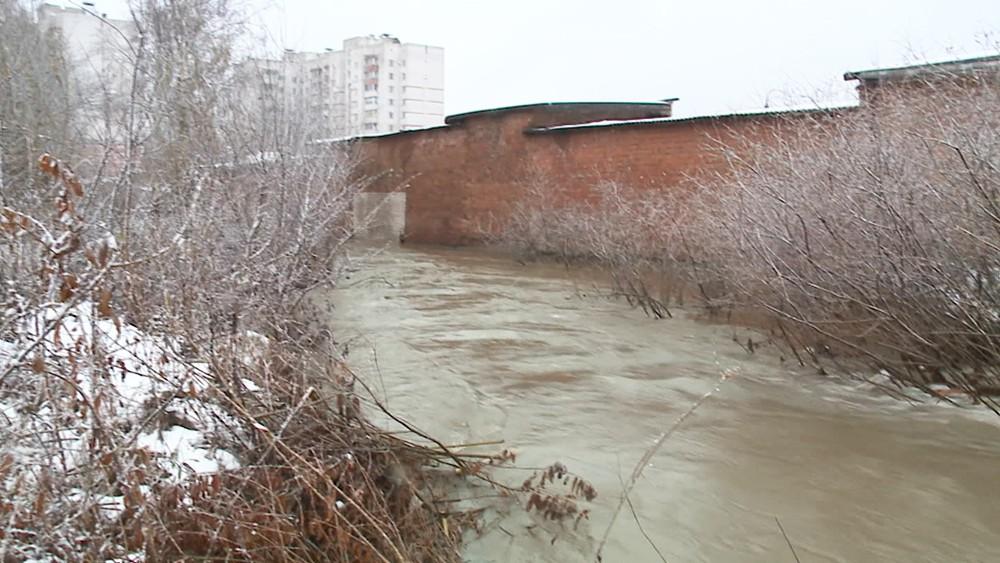 Паводки в Вологодской области