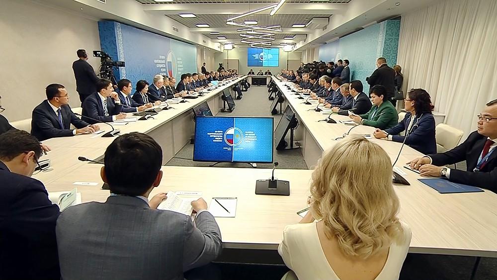 Межрегиональный форум сотрудничества России и Казахстана