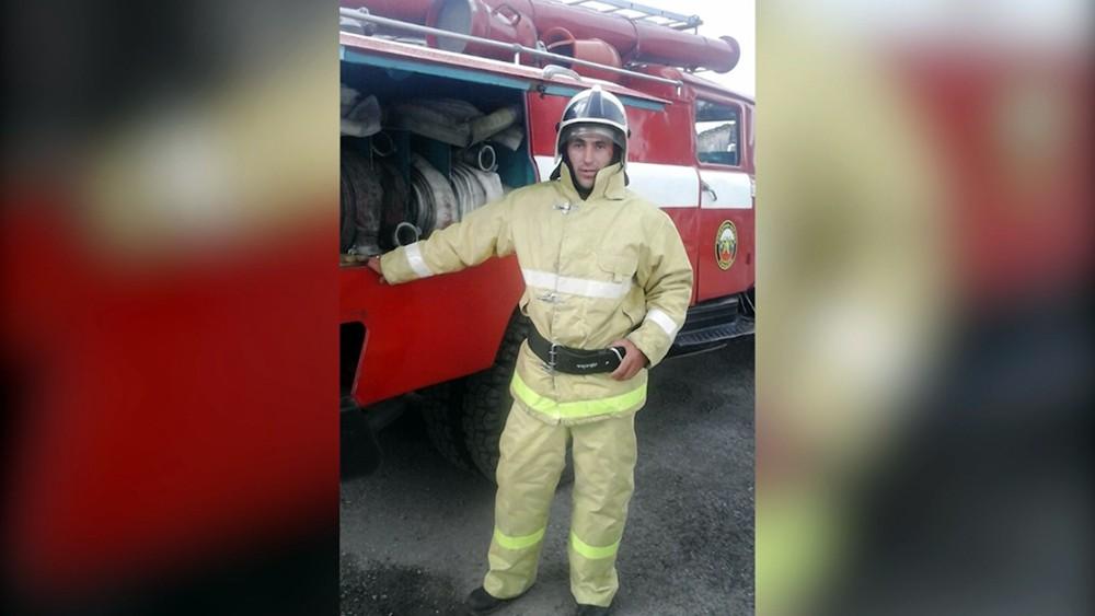 Подозреваемый в умышленном поджоге начальник пожарной части Иван Шнайдер