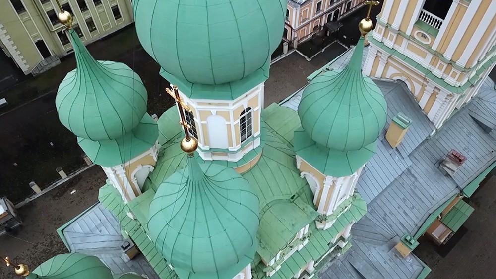 Церковь Благовещения в Санкт-Петербурге