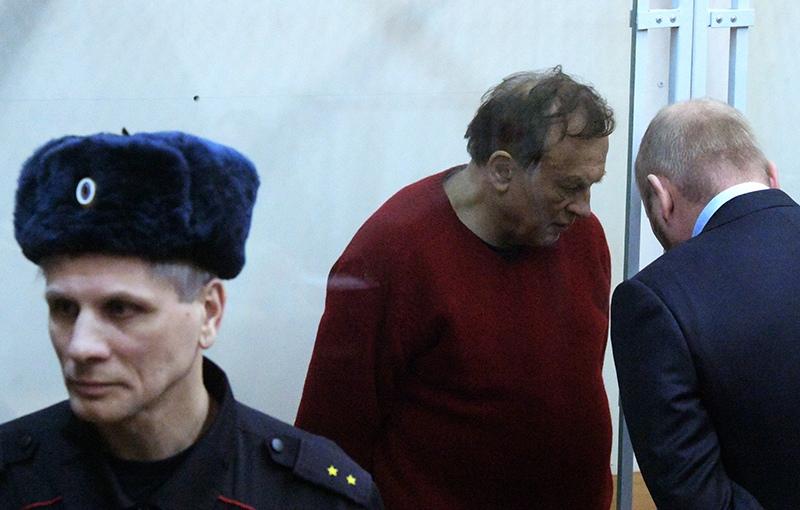 Избрание меры пресечения подозреваемому в убийстве преподавателю СПбГУ Олегу Соколову