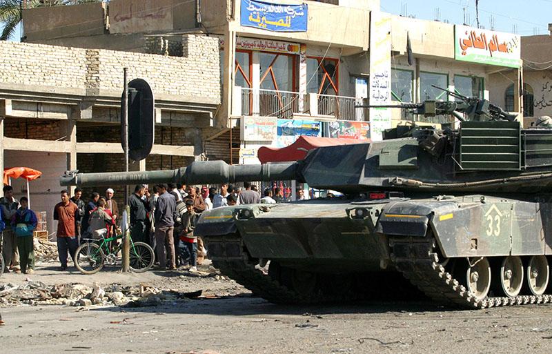 Армия США в Сирии
