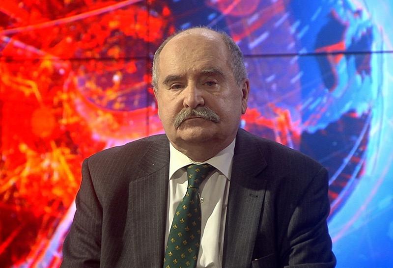 Владимир Давыдов, научный руководитель института Латинской Америки РАН