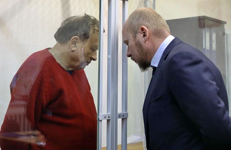 Избрание меры пресечения подозреваемому Олегу Соколову