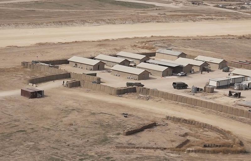 База США в Сирии