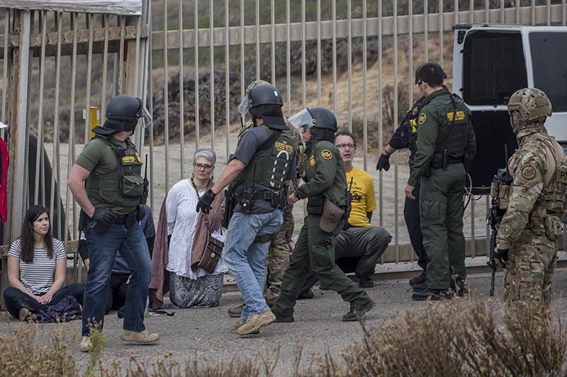 Граница США и Мексики