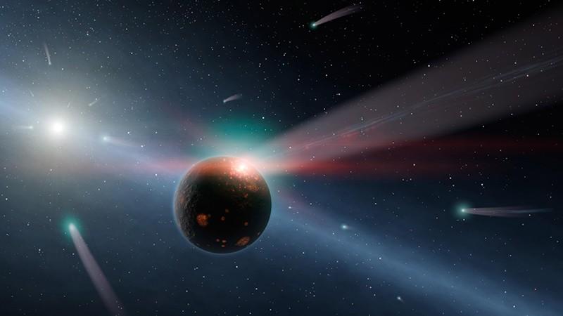Кометы Джакобини-Циннера