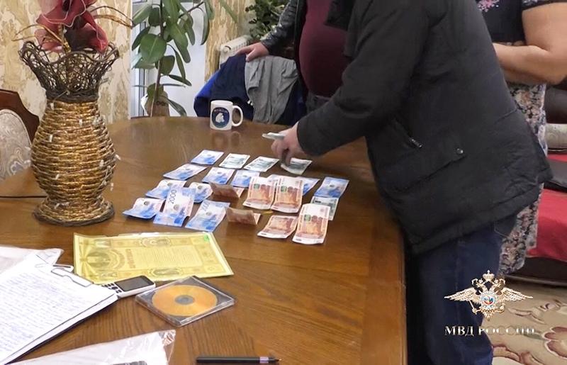 Задержание контрабандиста в Томской области