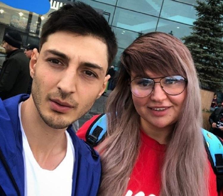 Саша Черно и Иосиф Оганесян