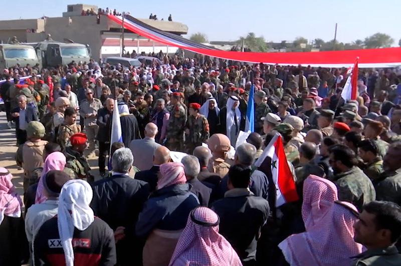 Сирийский Дейр-эз-Зор