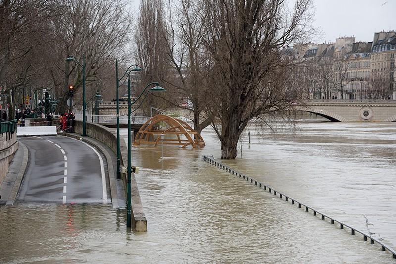 Потоп во Франции