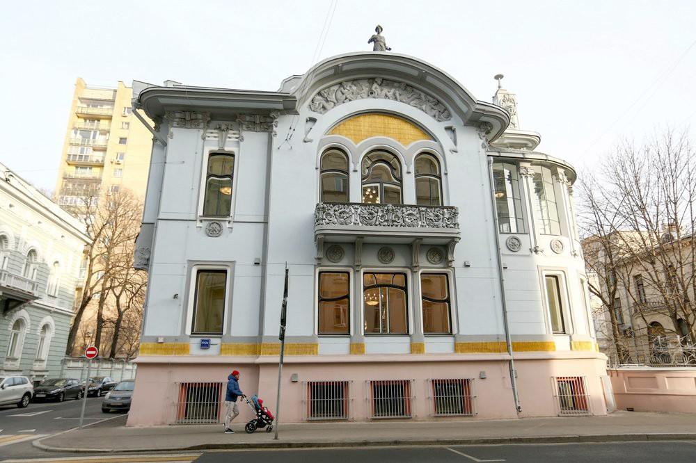 Городская усадьба Миндовского