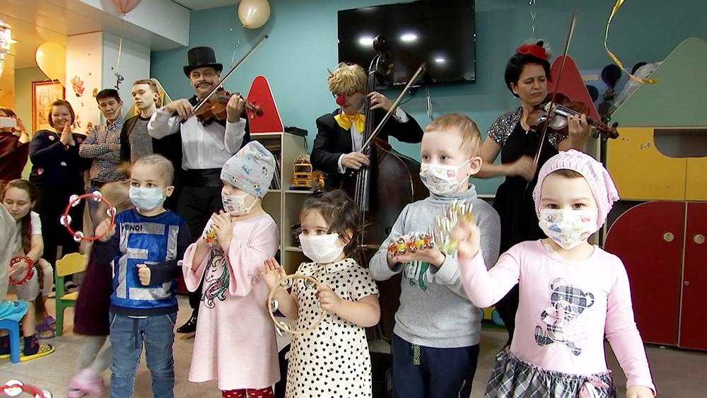 Центр детской онкологии и гематологии