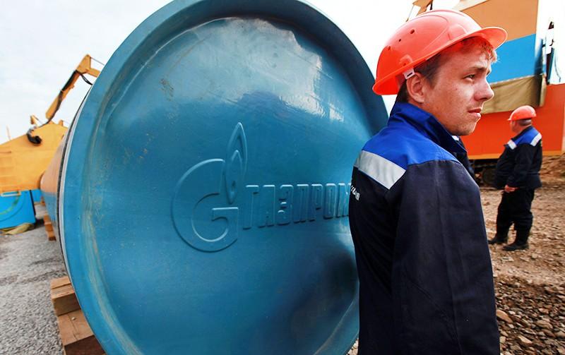 """Газопровод компании """"Газпром"""""""