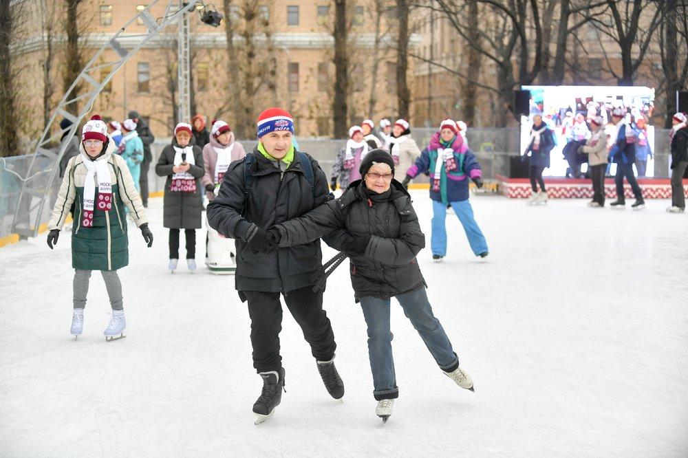 """Проект """"Московское долголетие"""""""