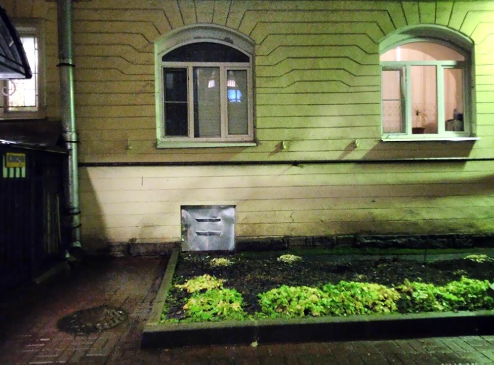 Дом 23 по Кирочной улице в Санкт-Петербурге