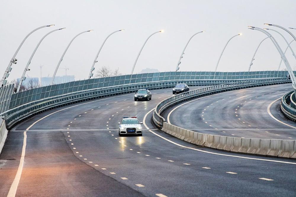 Новый транспортный мост