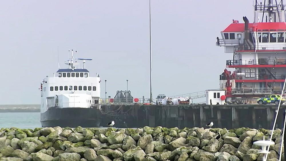 Нигерийское судно Джи-рЕх