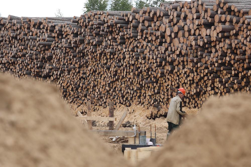 Лесопромышленность